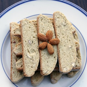 Anise and Almond Biscotti